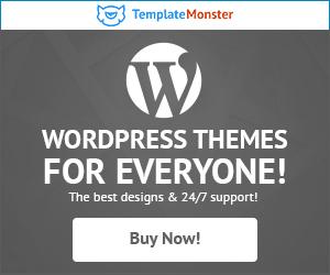 TemplateMonster.com - Parim valik WordPress valmiskujundusi