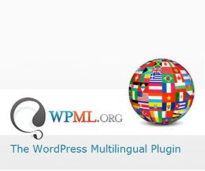 WPML.org - Parim WordPress mitmekeelsuse moodul
