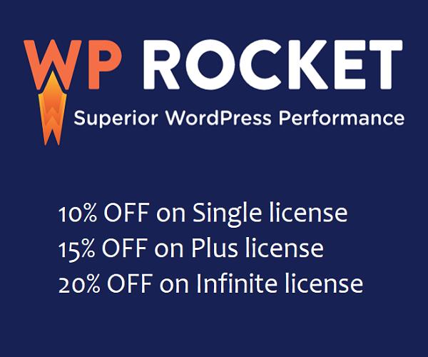 WP Rocket - Kodulehe/e-poe süsteemi optimeerimine ning kiiruse tõstmine